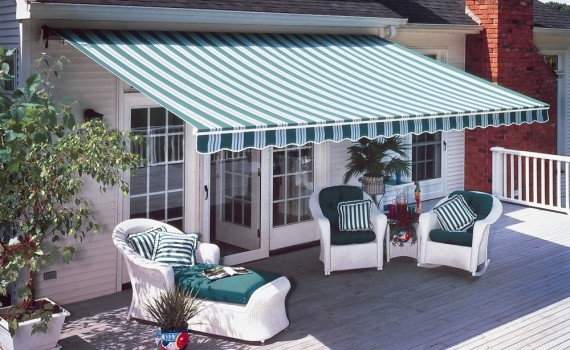 custom awnings Treasure Coast, Florida