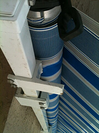 competitor awning