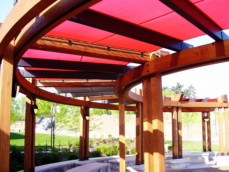 Custom commercial awnings Fort Lauderdale