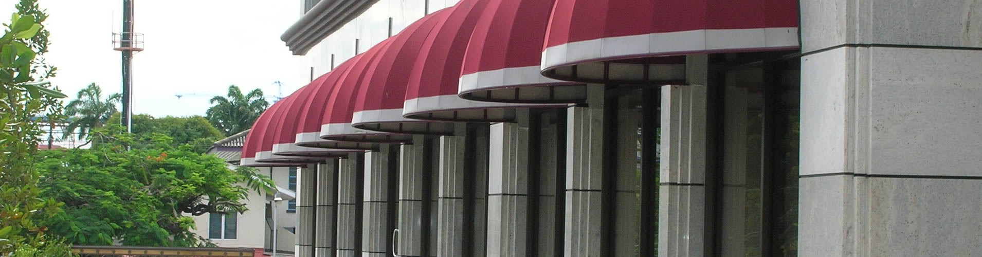 Commercial Awnings St Lucie Martin Amp Broward County